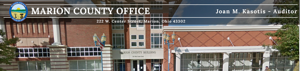 Clerk of Courts - Marion County, Ohio