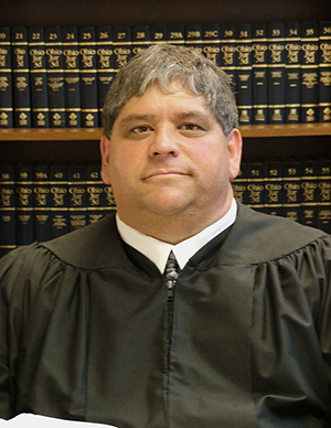 Judge Robert D. Fragale